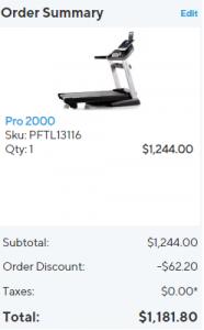 ProForm discount