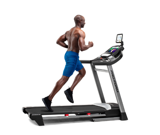 Working Out With ProForms New SMART Series Treadmills