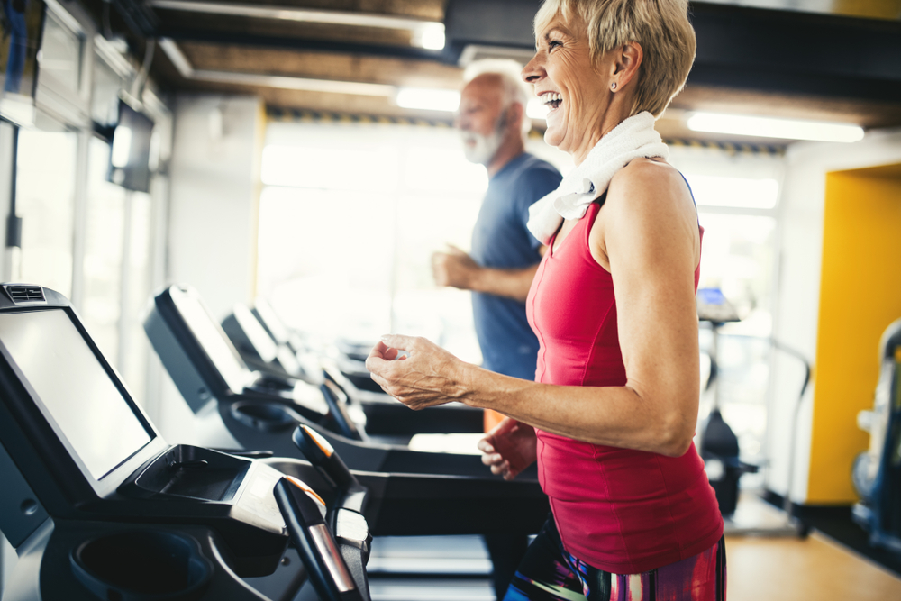 6 Week Treadmill Walking Workout Routine For Seniors