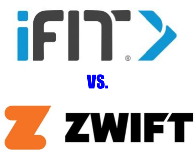 iFit vs Zwift - Comparing The Two Fitness Apps