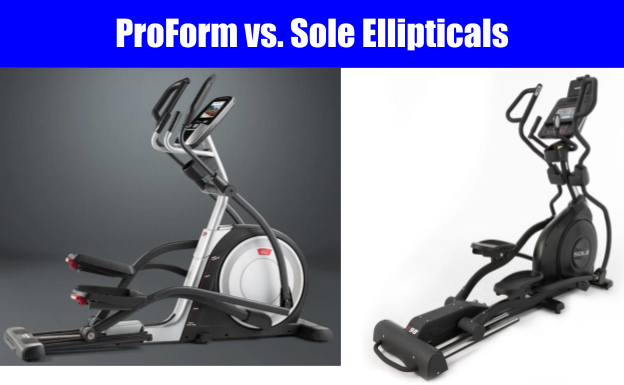 ProForm vs. Sole Ellipticals—Everything You Should Know Before You Buy
