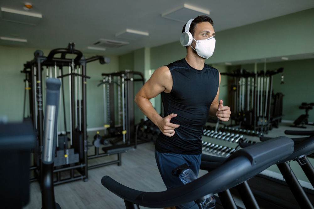Is It Safe To Exercise With A Face Mask