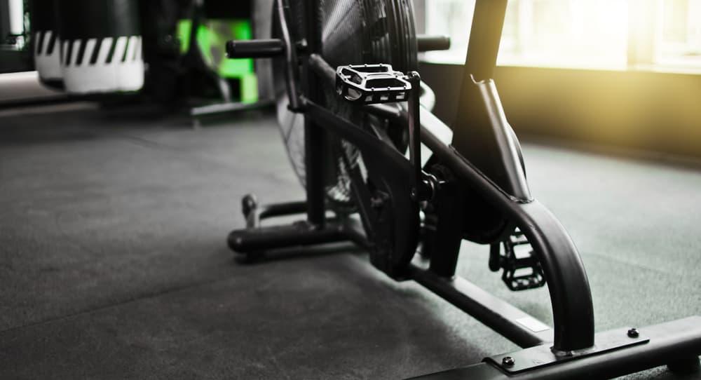 Air bike vs Studio Bike
