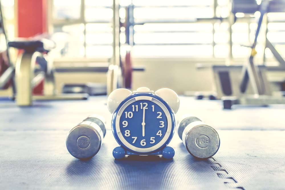 Is Morning Or Evening Better For Working Out