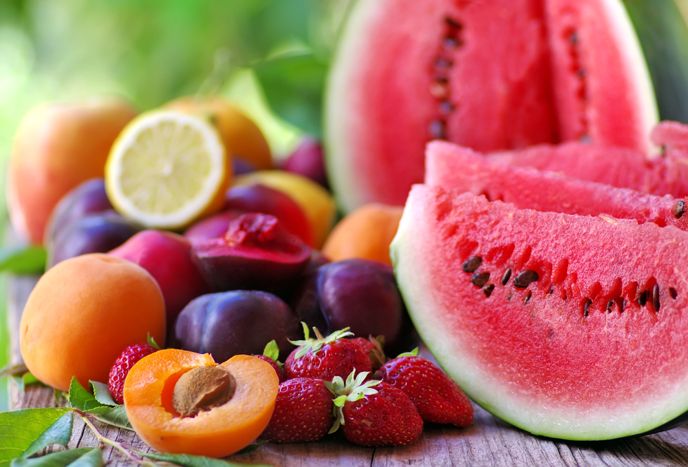 Healthy Foods You Should Be Eating This Summer